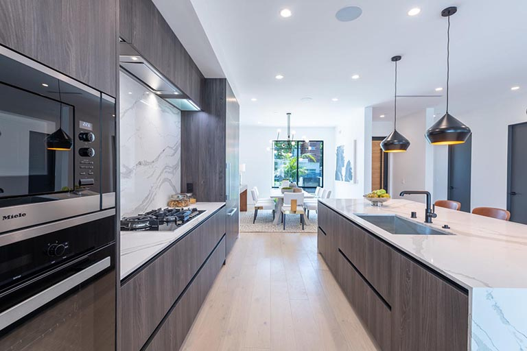Home design Los Angeles modern contemporary kitchen 3